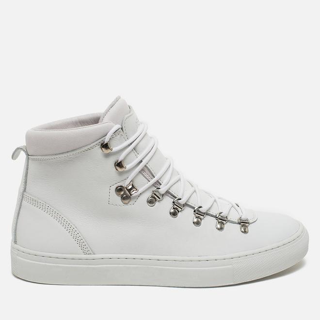 Мужские ботинки Diemme Marostica Mid-Clip White