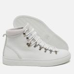 Diemme Marostica Mid-Clip Men's Shoes White photo- 2