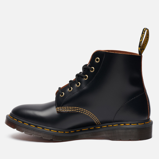 Мужские ботинки Dr. Martens 101 Archive Vintage Smooth Black