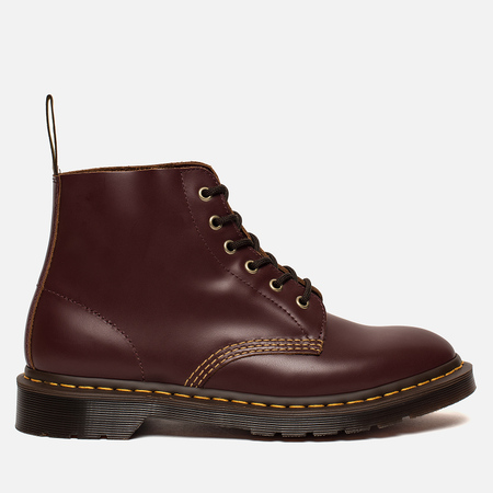 Мужские ботинки Dr. Martens 101 Archive Vintage Smooth Oxblood