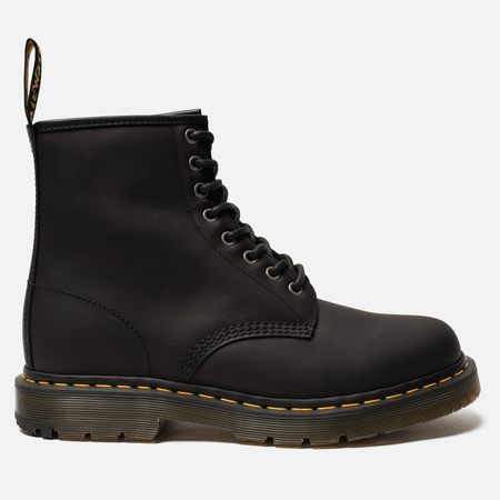 Мужские ботинки Dr. Martens 1460 DM's WinterGrip Snowplow WP Black