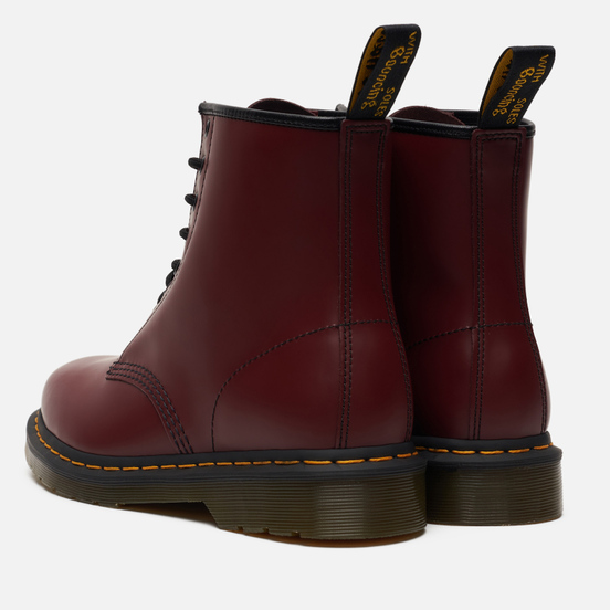 Мужские ботинки Dr. Martens 1460 Smooth Leather Cherry Red