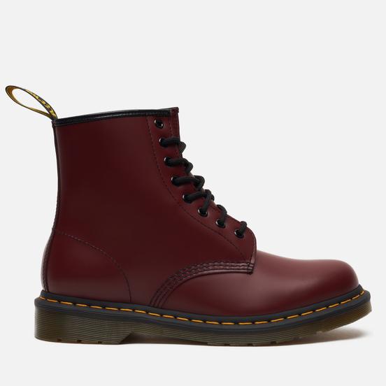 Мужские ботинки Dr. Martens 1460 Smooth Leather Cherry Red