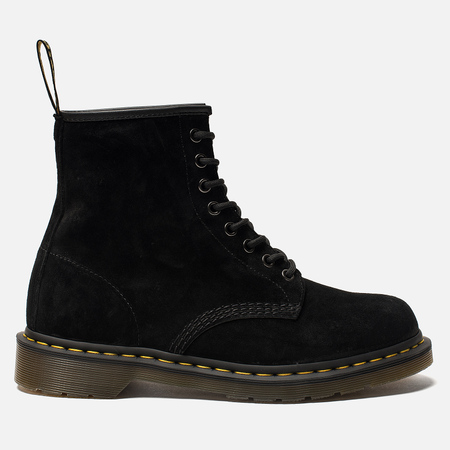 Мужские ботинки Dr. Martens 1460 Soft Buck Hight Black