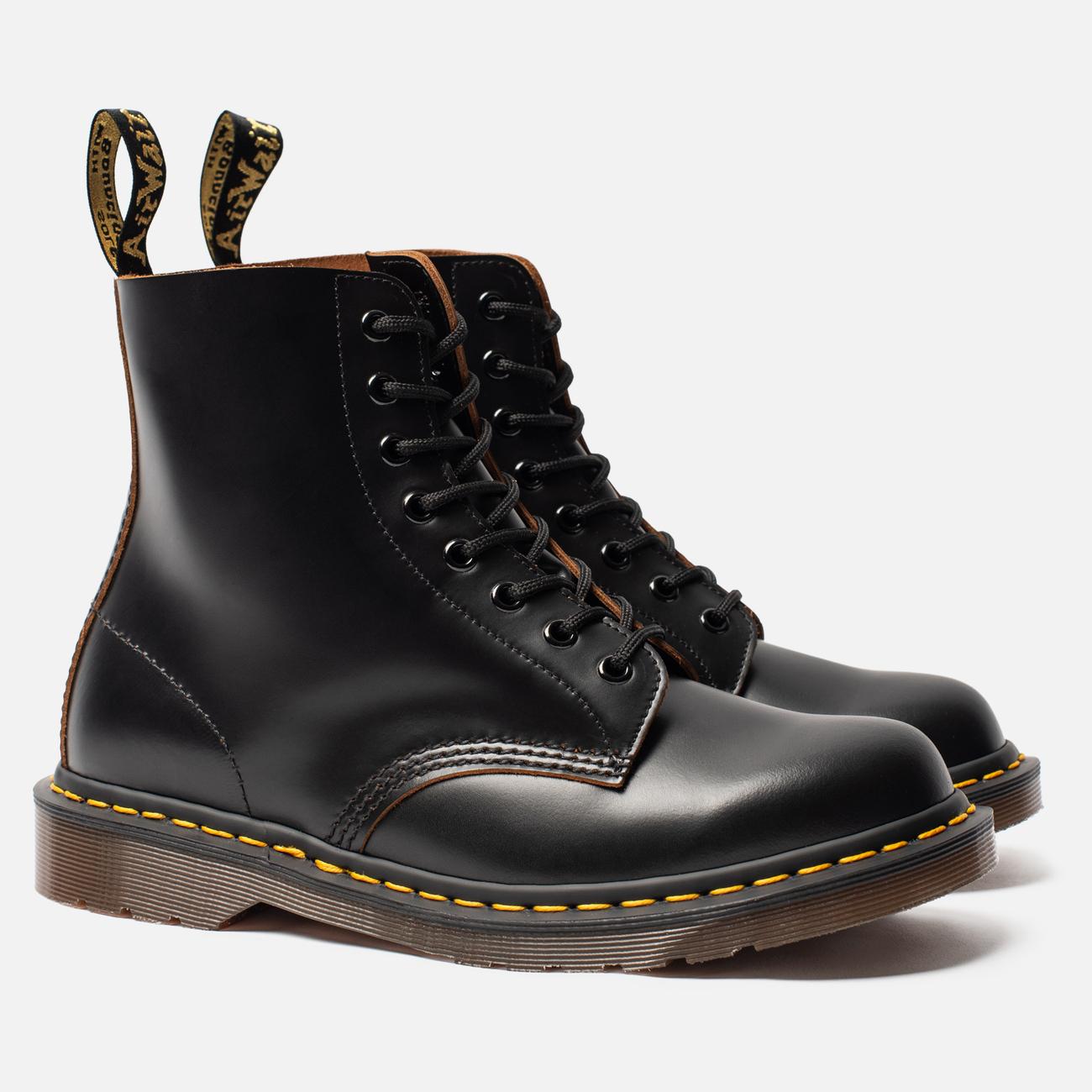 Мужские ботинки Dr. Martens 1460 Vintage Quillon Black