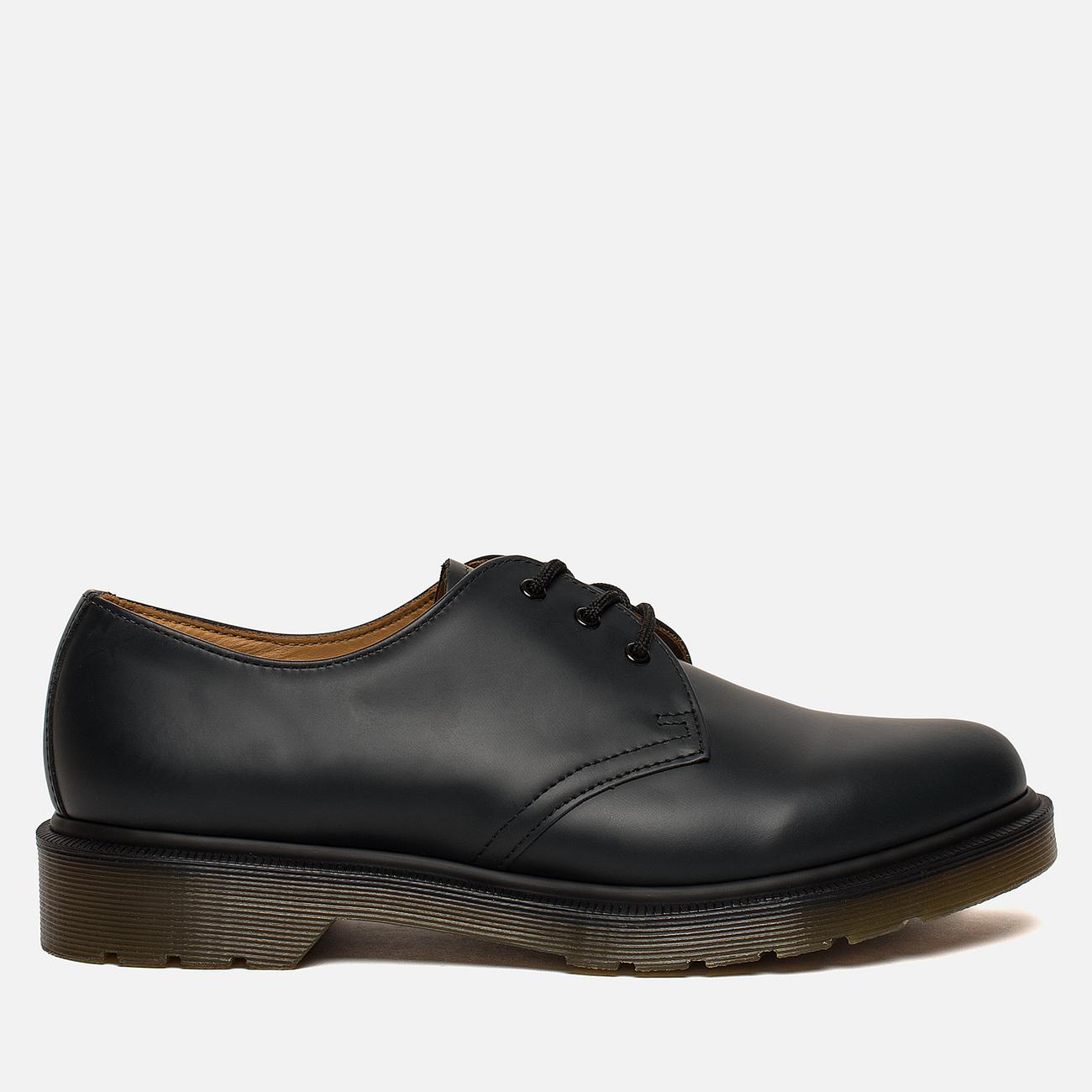 Мужские ботинки Dr. Martens 1461 Plain Welt Smooth Navy