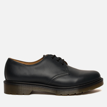 Мужские ботинки Dr. Martens 1461 Plain Welt Smooth Navy фото- 0