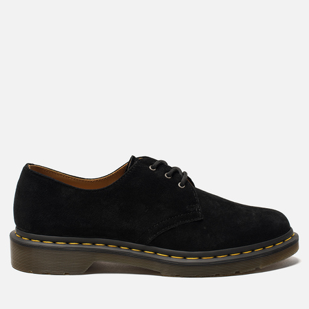 Мужские ботинки Dr. Martens 1461 Soft Buck Low Black