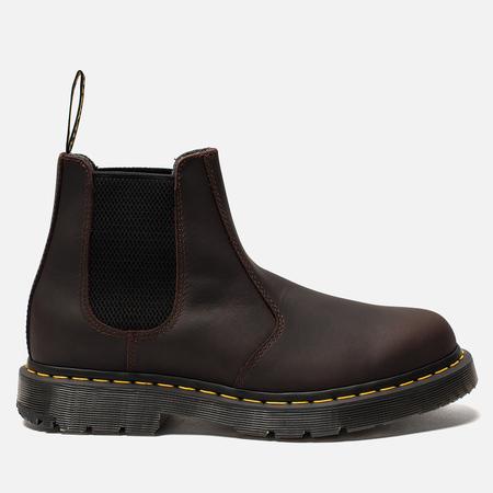 Мужские ботинки Dr. Martens 2976 Chelsea Cocoa Snowplow
