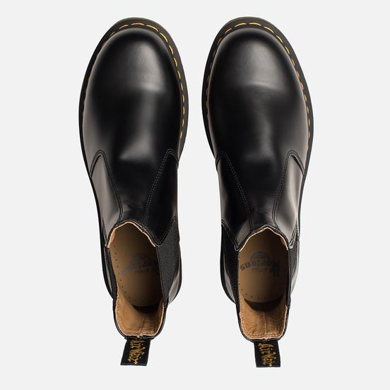 Мужские ботинки Dr. Martens 2976 Smooth Black