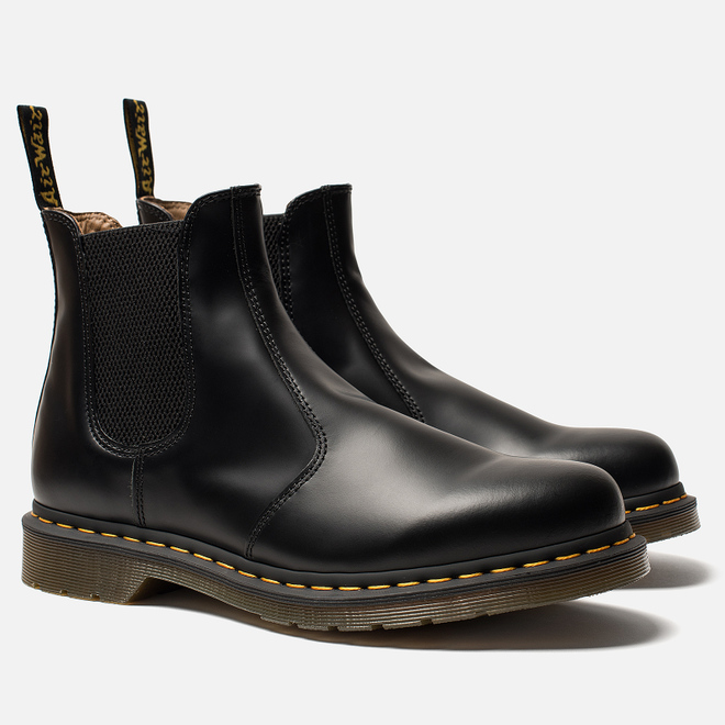 Ботинки Dr. Martens 2976 Smooth Black