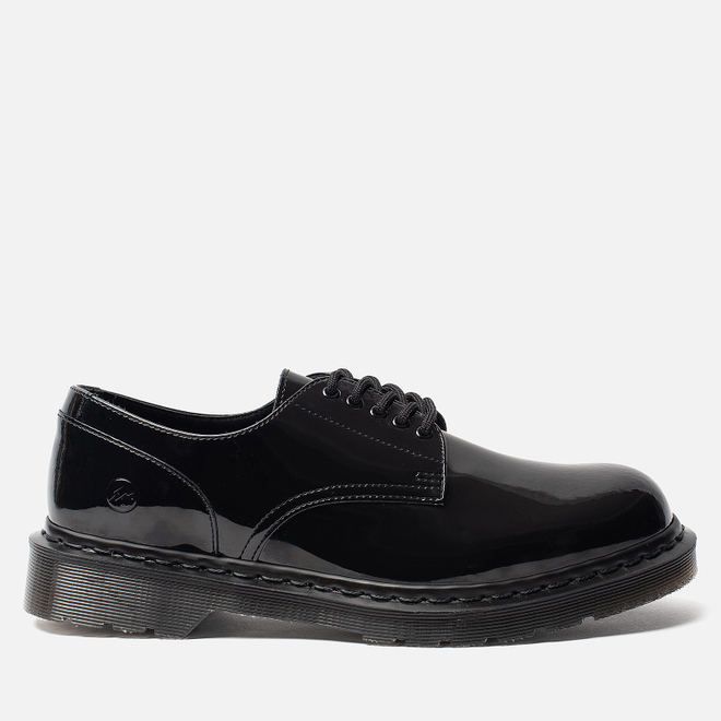 Мужские ботинки Dr. Martens x Fragment Design Hollingborn Black