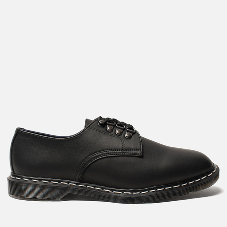 Мужские ботинки Dr. Martens x Nanamica Plymouth Leather Black Temperley