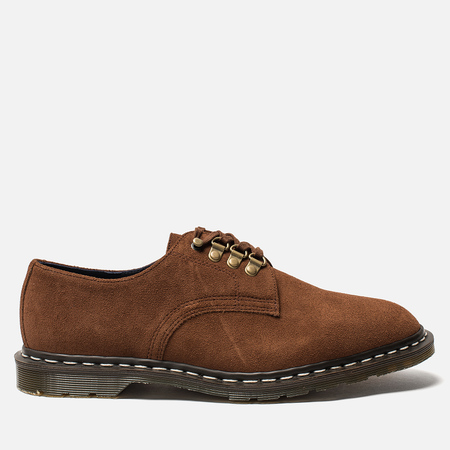 Мужские ботинки Dr. Martens x Nanamica Plymouth Suede Polo Brown