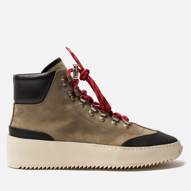 Мужские ботинки Fear of God 6Th Collection Hiker Olive/Black