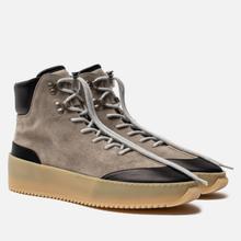 Мужские ботинки Fear of God 6Th Collection Hiker Suede/Calf God Grey фото- 0