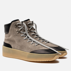 Мужские ботинки Fear of God 6Th Collection Hiker Suede/Calf God Grey