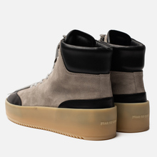 Мужские ботинки Fear of God 6Th Collection Hiker Suede/Calf God Grey фото- 2