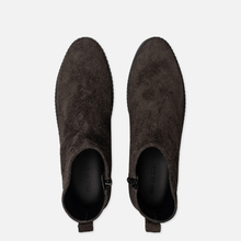 Мужские ботинки Fear of God Chelsea Santa Fe Rough Suede Anthracite фото- 1