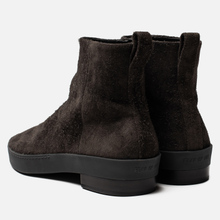 Мужские ботинки Fear of God Chelsea Santa Fe Rough Suede Anthracite фото- 2