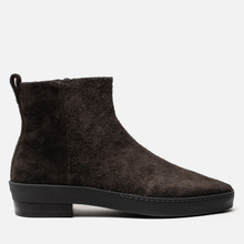 Мужские ботинки Fear of God Chelsea Santa Fe Rough Suede Anthracite фото- 3