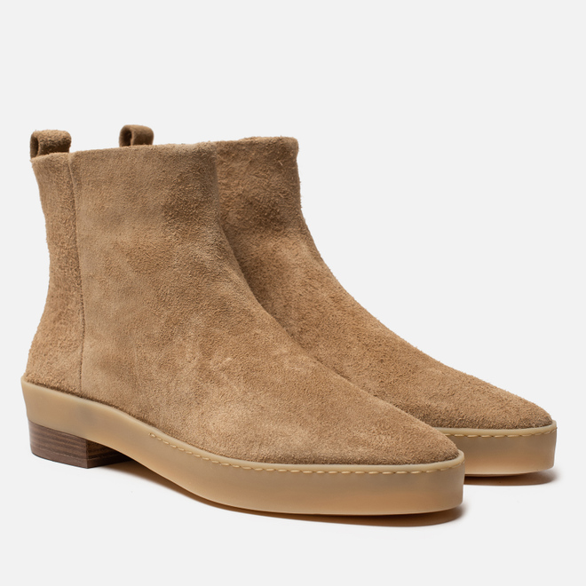 Мужские ботинки Fear of God Chelsea Santa Fe Rough Suede Calcare