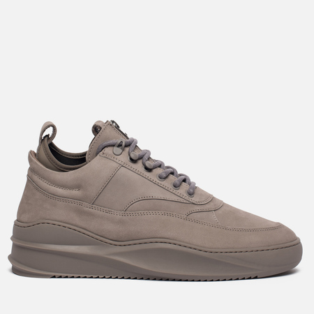 Мужские ботинки Filling Pieces Low Field Boot Sky Tsaatan Cement Grey