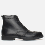 Мужские ботинки Fracap G182 Scarponcino Black фото- 0