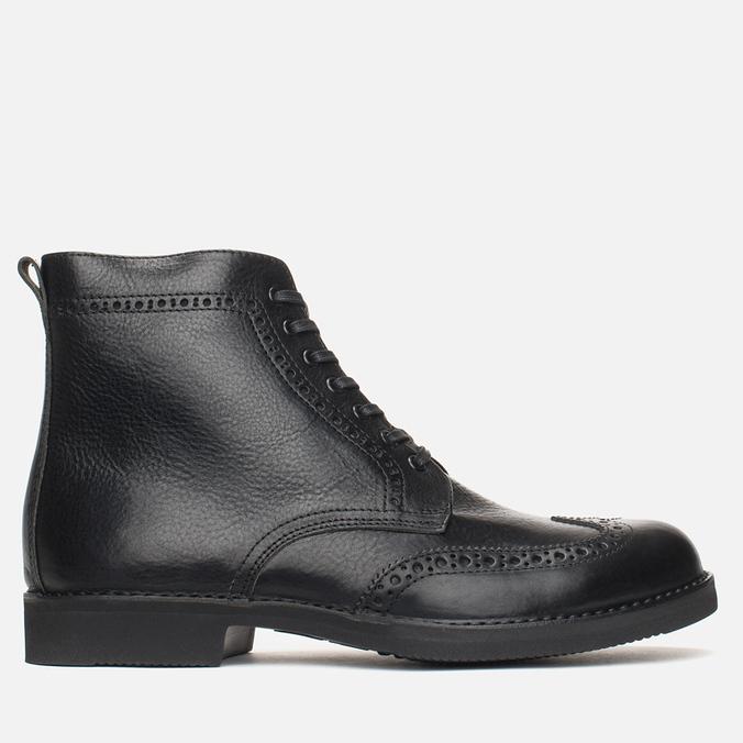 Мужские ботинки Fracap G182 Scarponcino Black