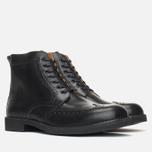 Мужские ботинки Fracap G182 Scarponcino Black фото- 1
