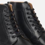 Мужские ботинки Fracap G182 Scarponcino Black фото- 5