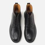 Мужские ботинки Fracap G182 Scarponcino Black фото- 4