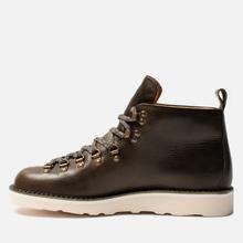 Мужские ботинки Fracap M120 USA Scarponcino Olive/Cristy White фото- 5