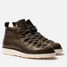 Мужские ботинки Fracap M120 USA Scarponcino Olive/Cristy White фото- 0