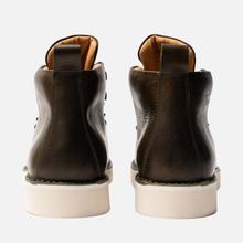Мужские ботинки Fracap M120 USA Scarponcino Olive/Cristy White фото- 2