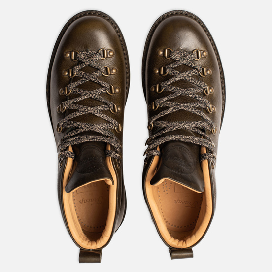 Мужские ботинки Fracap M120 USA Scarponcino Olive/Cristy White