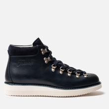 Мужские ботинки Fracap M129 Scarponcini Suede Navy/Gloxy White фото- 3