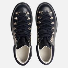 Мужские ботинки Fracap M129 Scarponcini Suede Navy/Gloxy White фото- 1