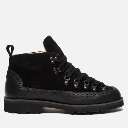 Мужские ботинки Fracap M130 Suede/Nebraska Black/Roccia Black
