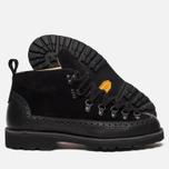 Мужские ботинки Fracap M130 Suede/Nebraska Black/Roccia Black фото- 1