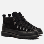 Мужские ботинки Fracap M130 Suede/Nebraska Black/Roccia Black фото- 2