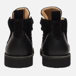 Мужские ботинки Fracap M130 Suede/Nebraska Black/Roccia Black фото- 3