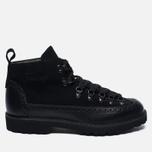 Мужские ботинки Fracap M130 Scarponcino Black/Roccia Black фото- 0