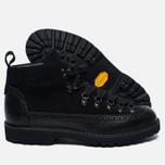 Мужские ботинки Fracap M130 Scarponcino Black/Roccia Black фото- 1
