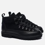 Мужские ботинки Fracap M130 Scarponcino Black/Roccia Black фото- 2