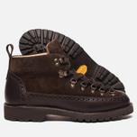 Мужские ботинки Fracap M130 Suede/Nebraska Dark Brown/Roccia Brown фото- 1