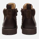 Мужские ботинки Fracap M130 Suede/Nebraska Dark Brown/Roccia Brown фото- 3