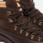 Мужские ботинки Fracap M130 Suede/Nebraska Dark Brown/Roccia Brown фото- 5