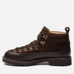 Ботинки Fracap M130 Suede/Nebraska Dark Brown/Roccia Brown фото- 1