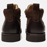 Ботинки Fracap M130 Suede/Nebraska Dark Brown/Roccia Brown фото- 3